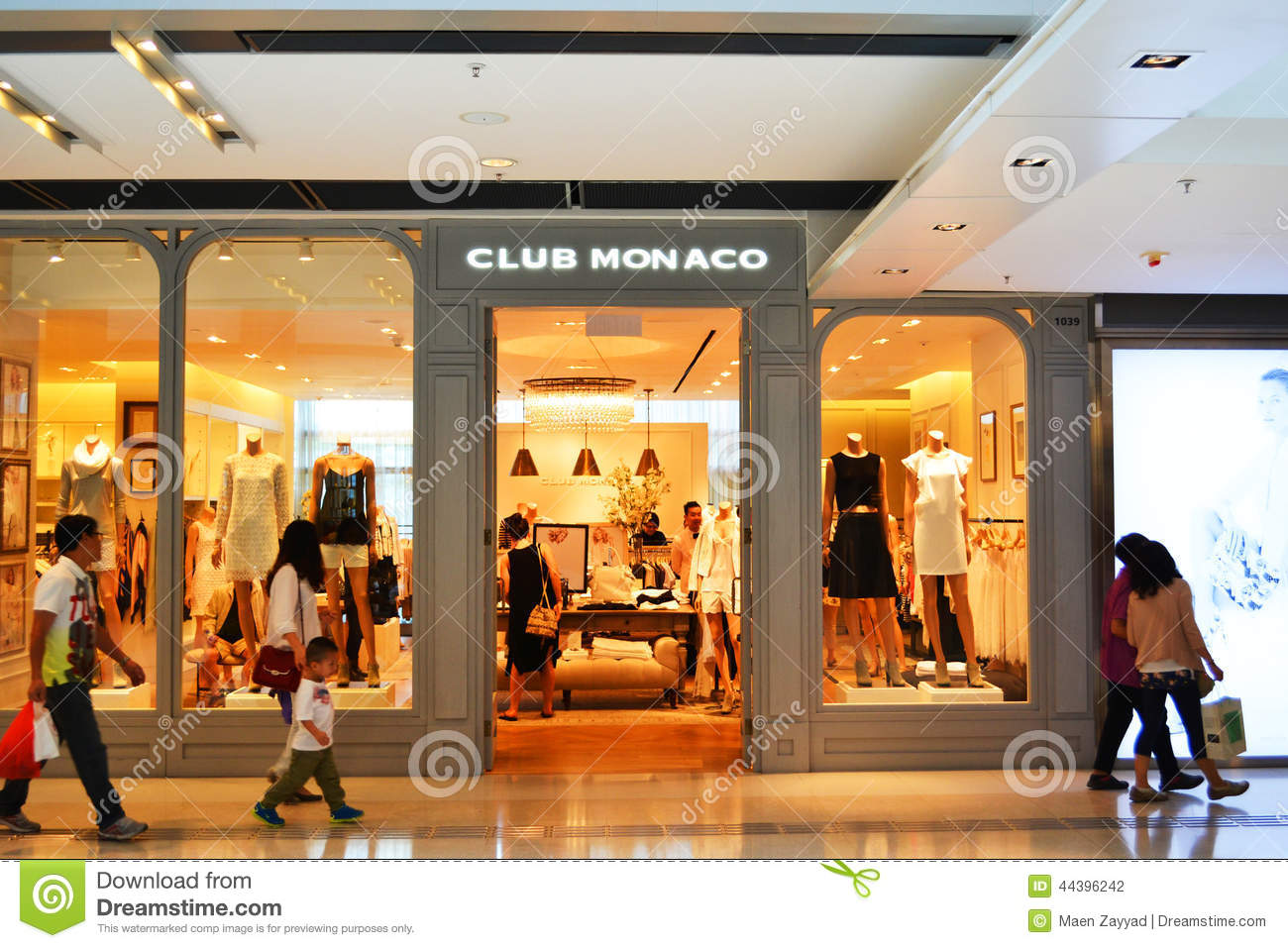 Vetement AS Monaco boutique
