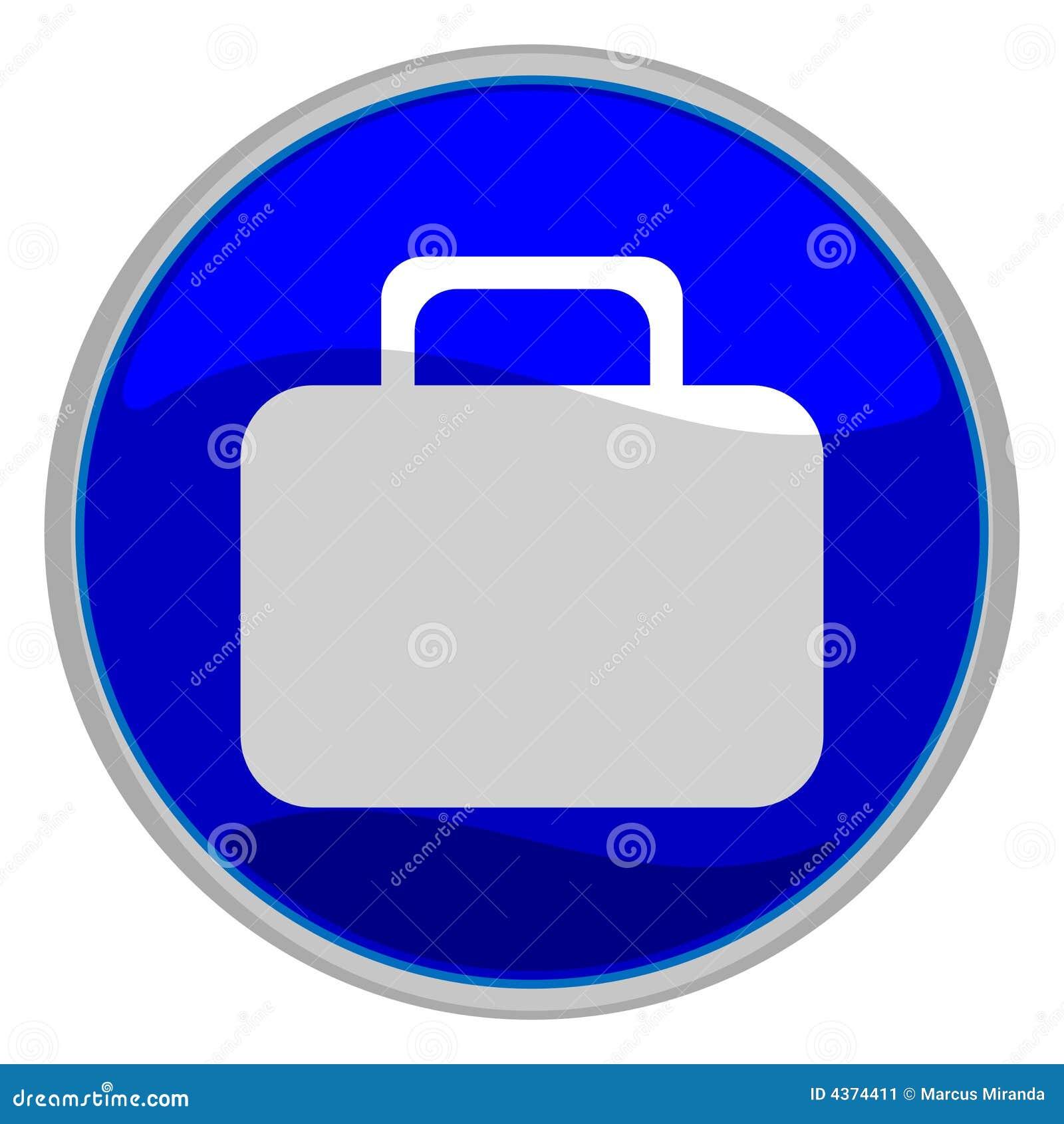 Bouton de valise