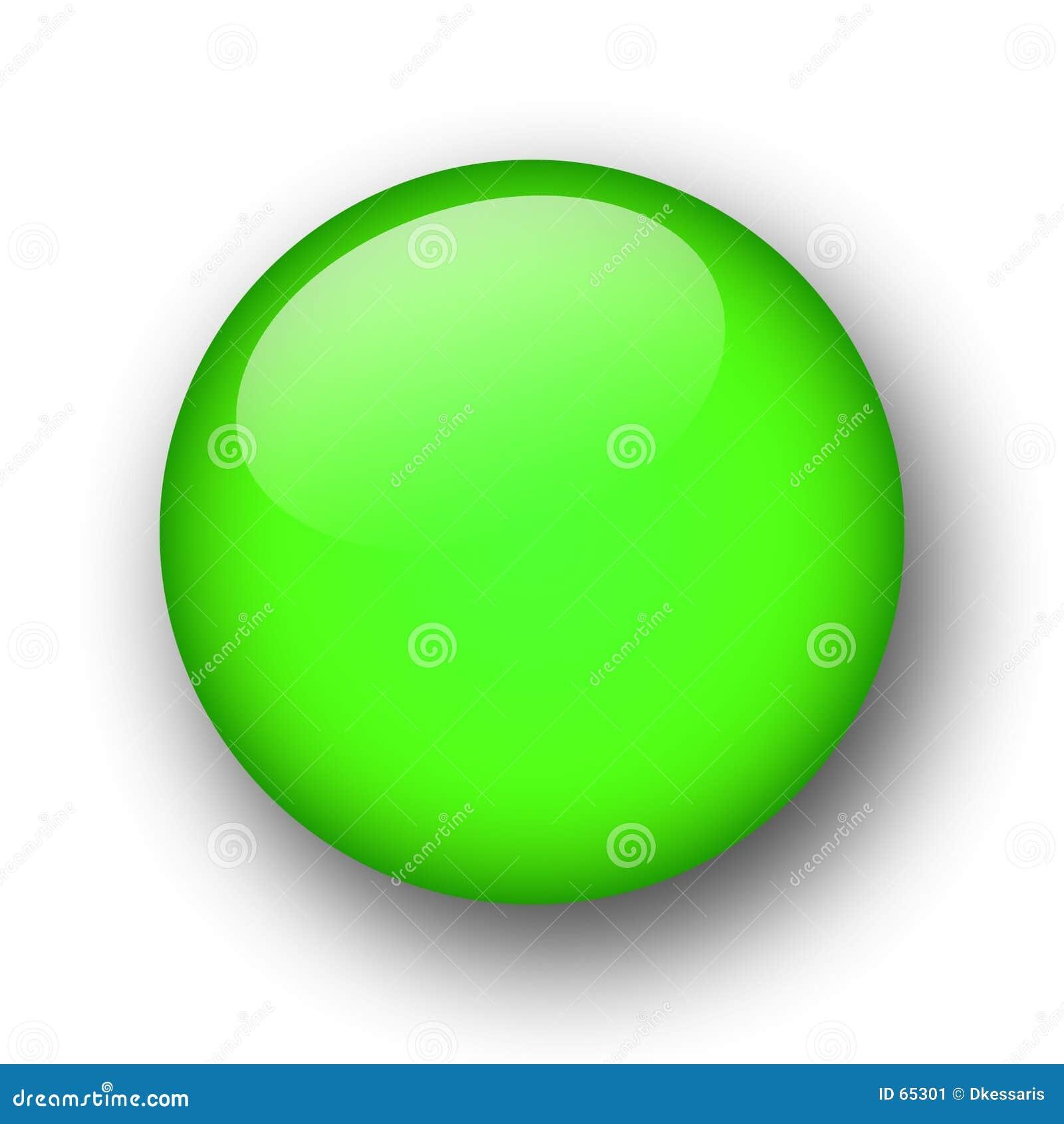 Download Bouton vert de Web illustration stock. Illustration du internet - 65301
