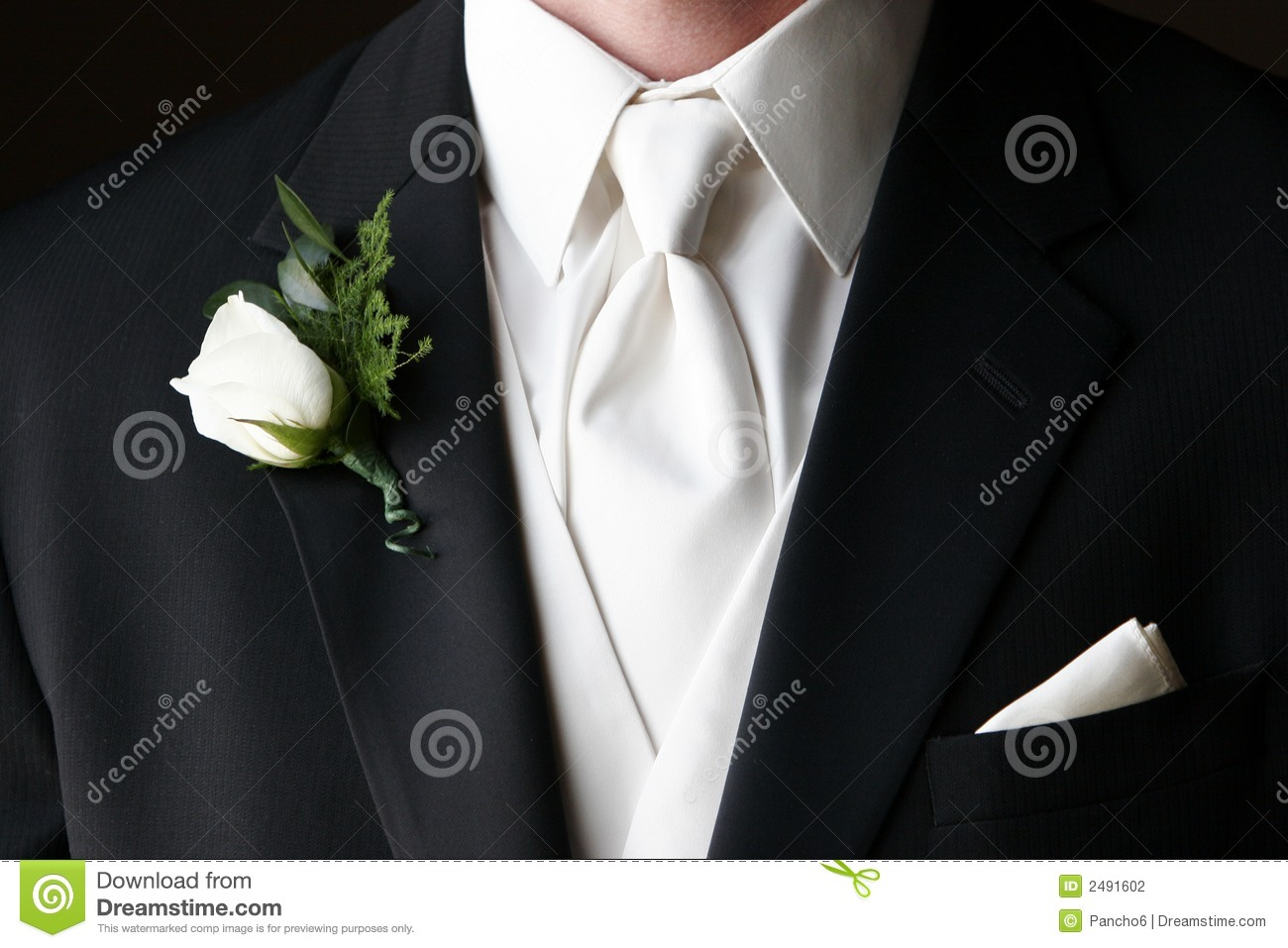 boutonniere de mariage photo stock image du agencement 2491602. Black Bedroom Furniture Sets. Home Design Ideas