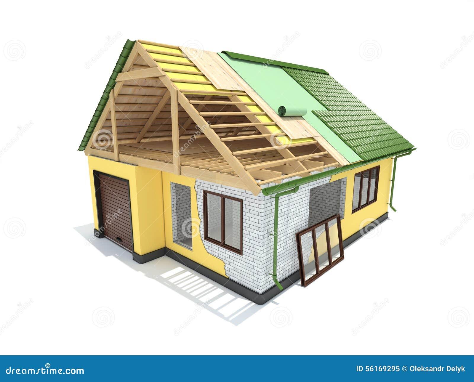 Bouw house