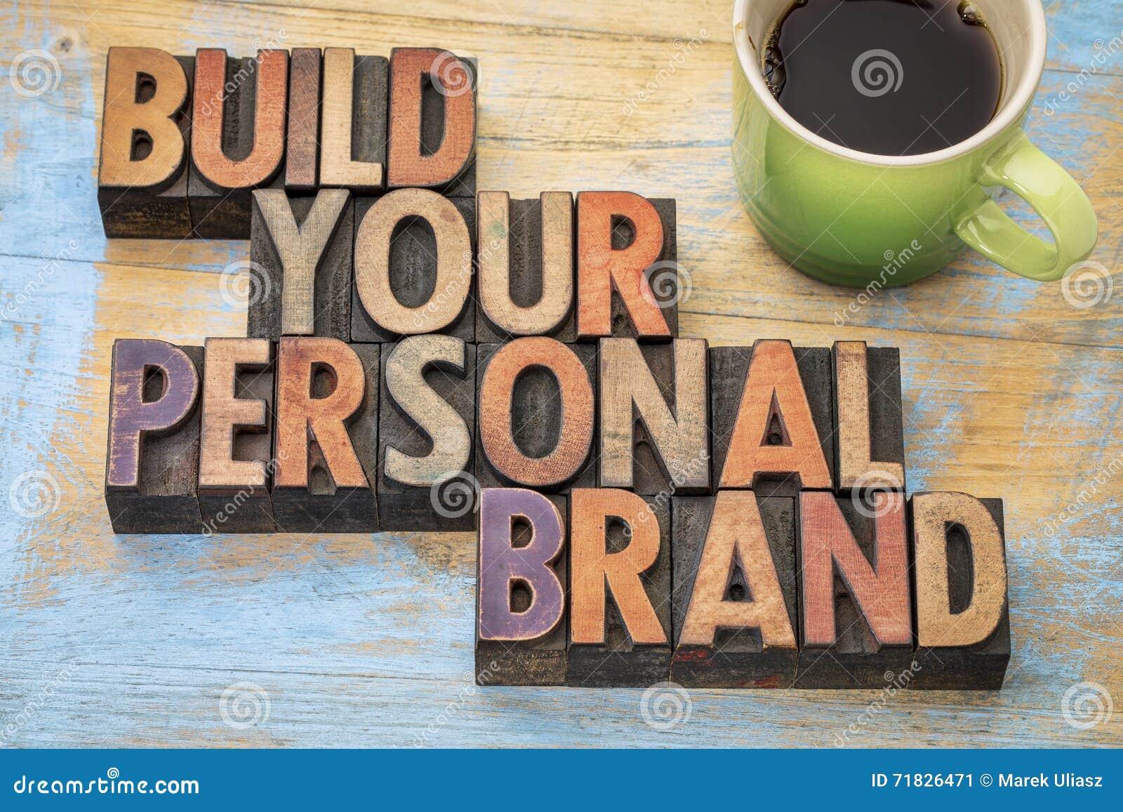 Bouw uw persoonlijk merk