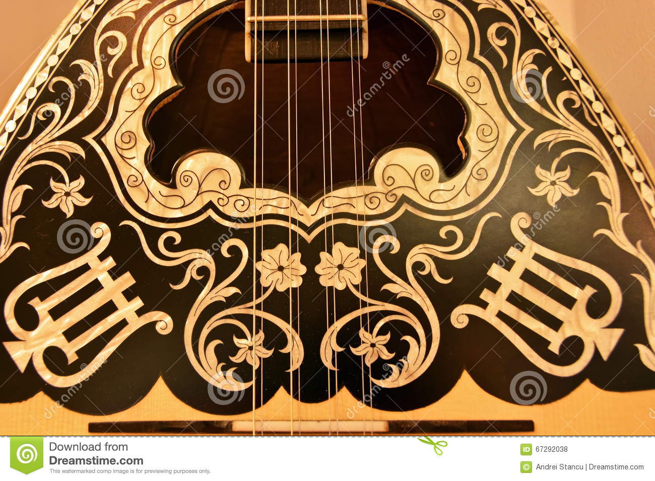 Bouzouki stock photo  Image of voice, artist, sing, bouzouki
