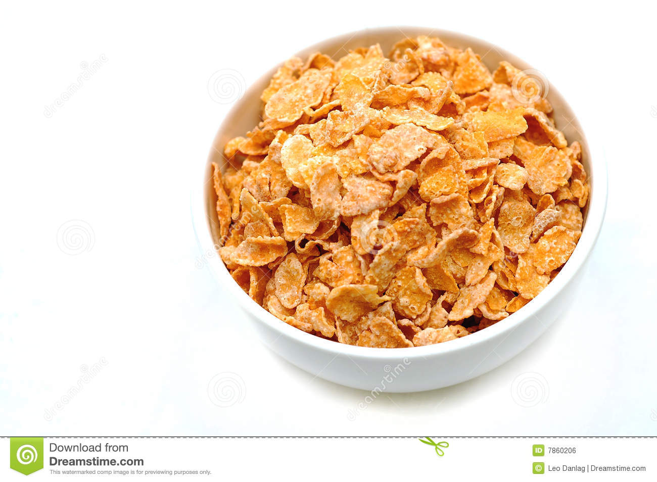 Bowl of cereal 3 stock photo image of sugar background for Tazon cereales