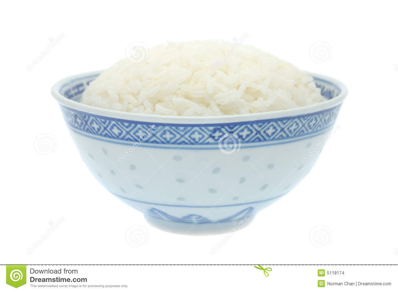 bowl of cooked rice stock photo image of white cooked. Black Bedroom Furniture Sets. Home Design Ideas