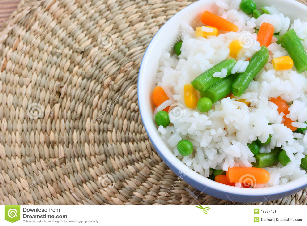 how to prepare cooked rice