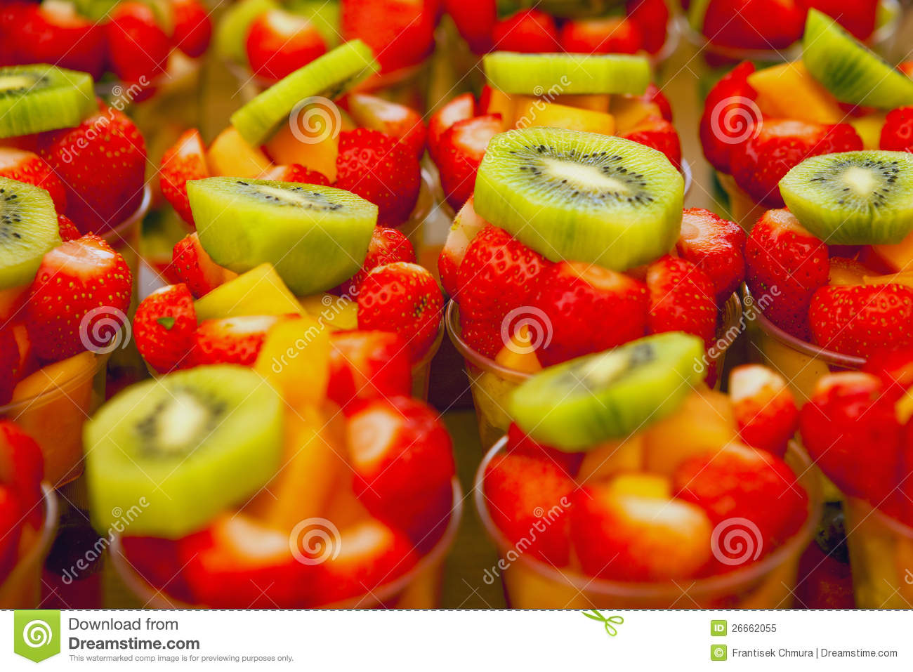 Bowl Of Fruit Stock Image Image Of Healthy Nobody Vegetarian