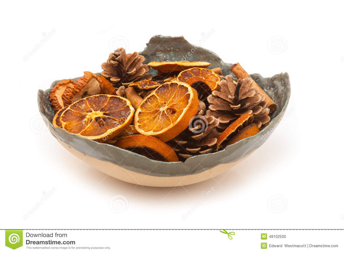 bowl of potpourri stock photo image of smells fruit 48102500. Black Bedroom Furniture Sets. Home Design Ideas