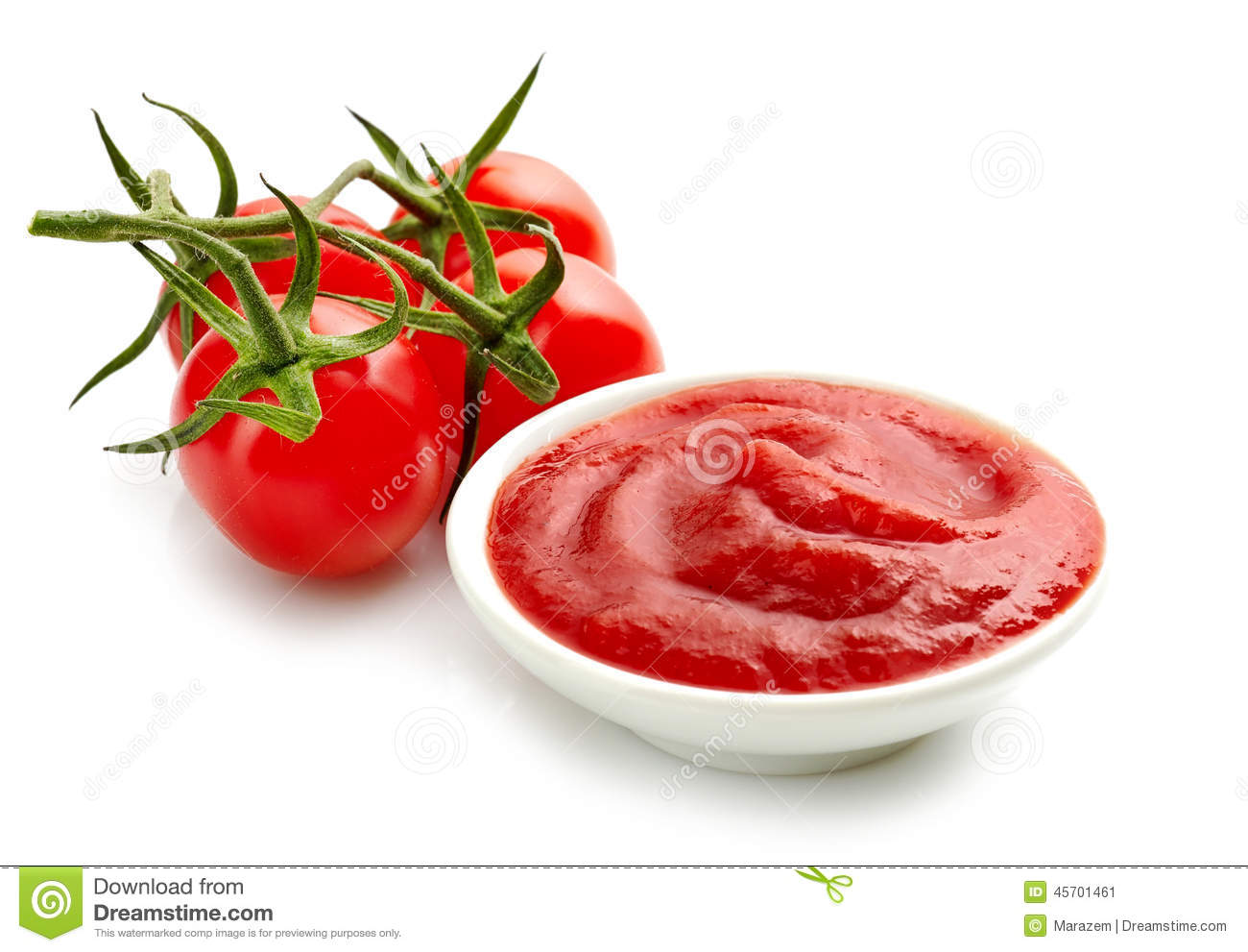 how to use tomato sauce to replace ketchup