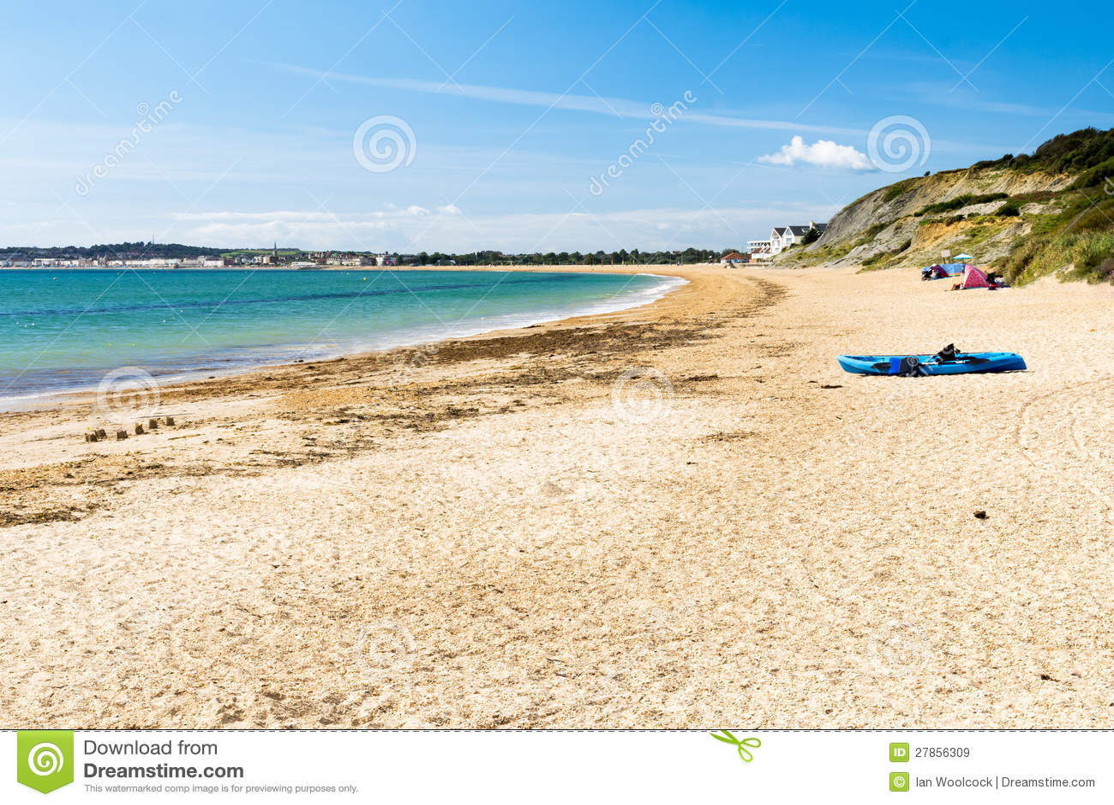 Bowleaze Zatoczka Dorset Anglia