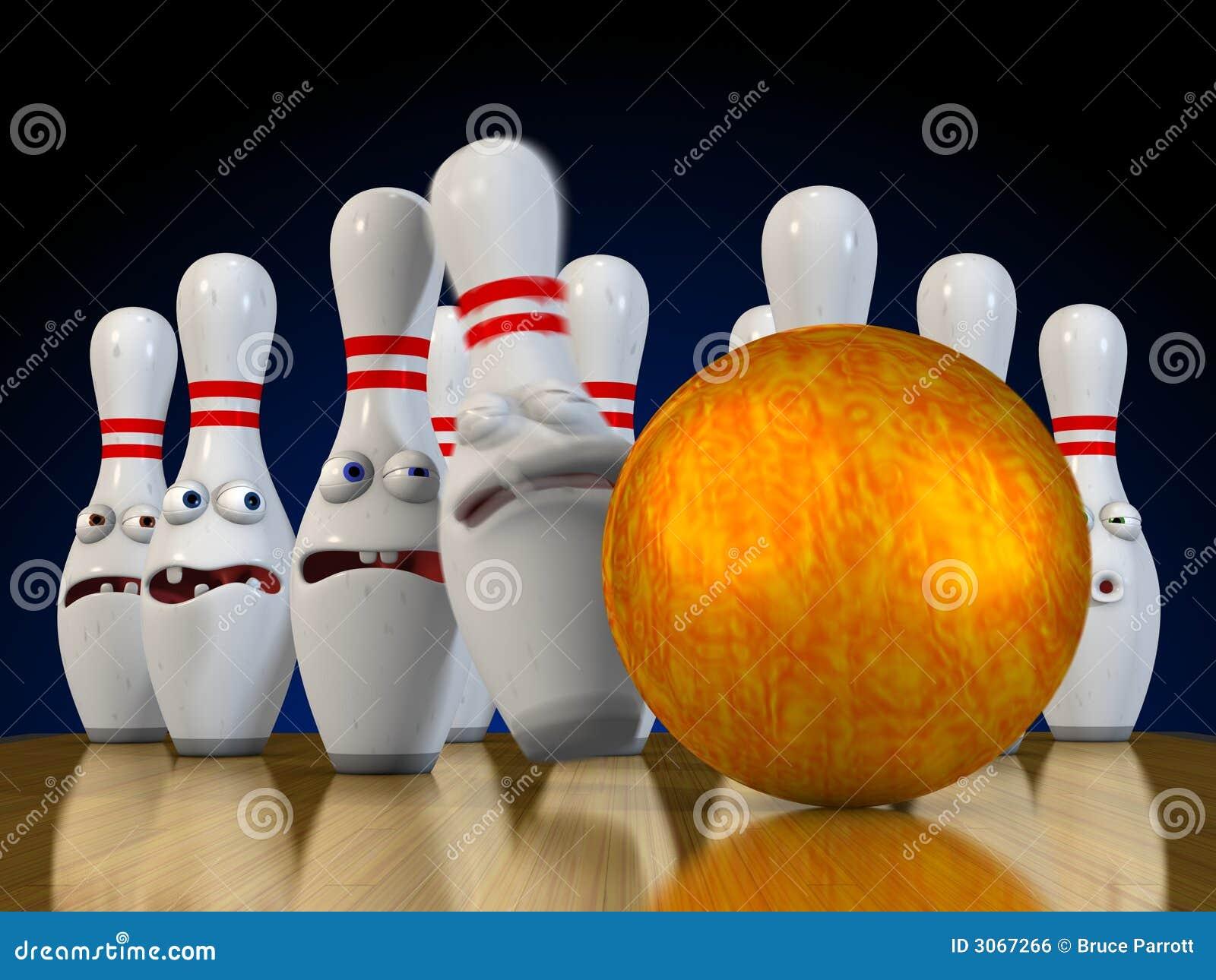 Bowling de diez contactos