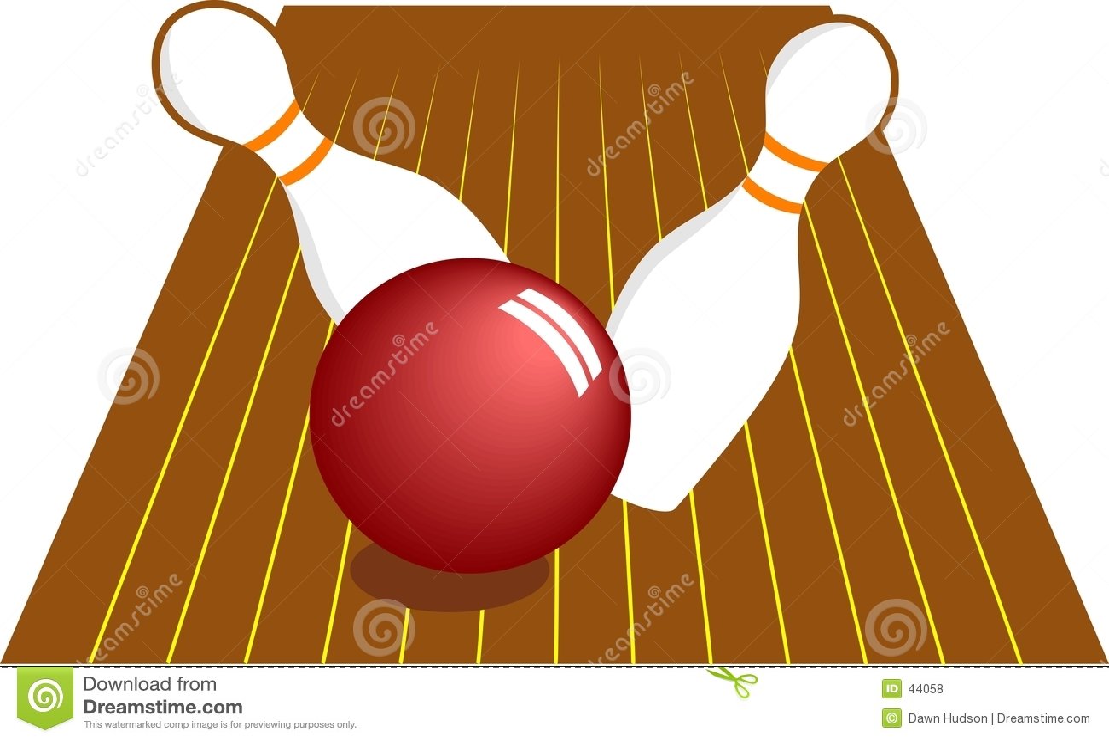 Bowling de Dix bornes