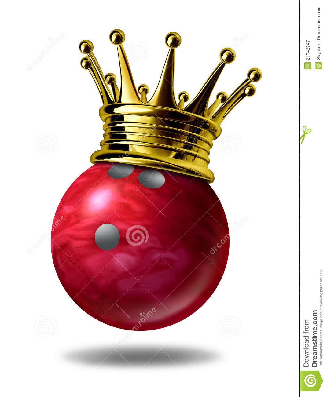 bowling king champion royalty free stock photography free crown clipart illustrations free crow clip art