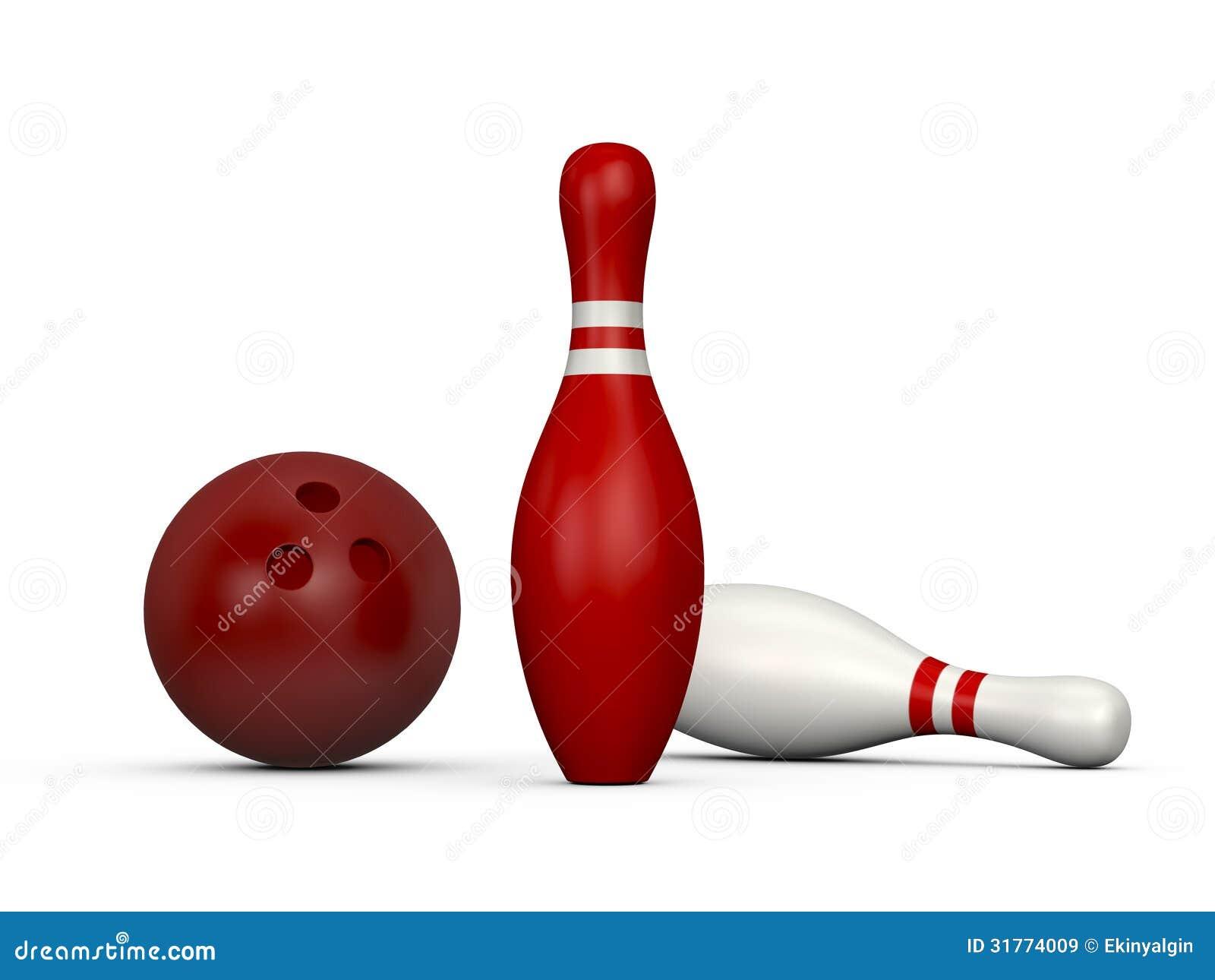 bowling pin win...