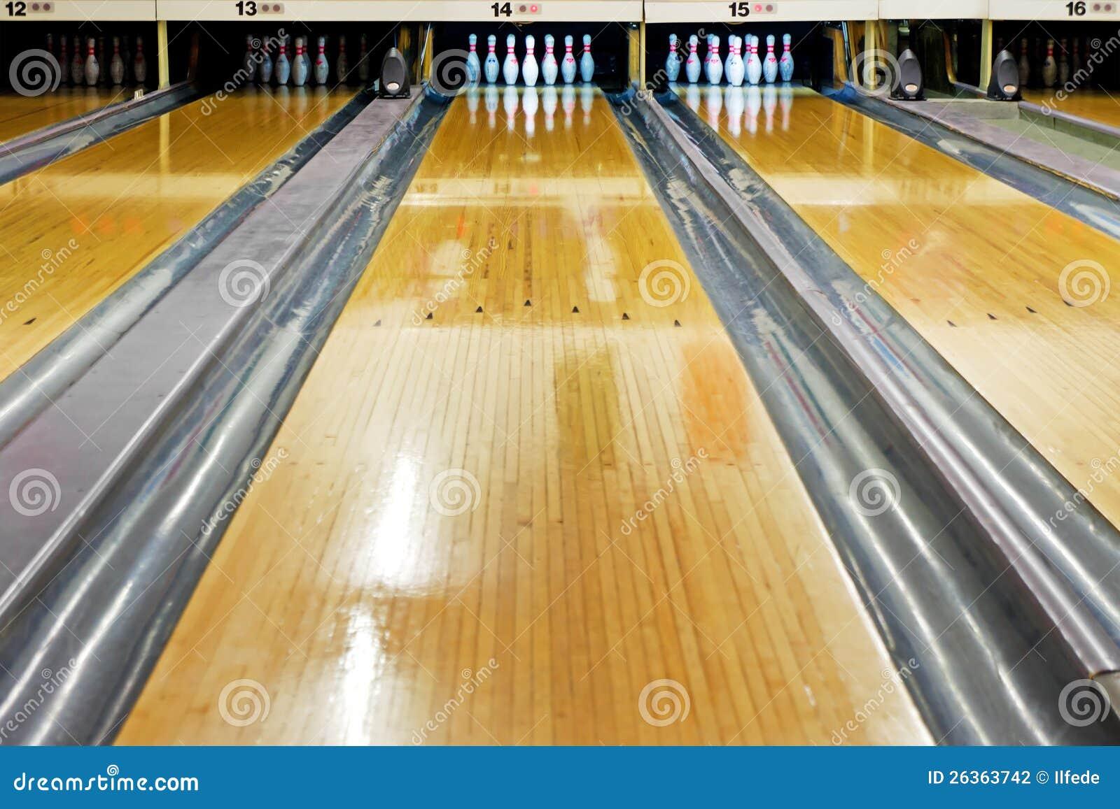 Bowlingspielweg