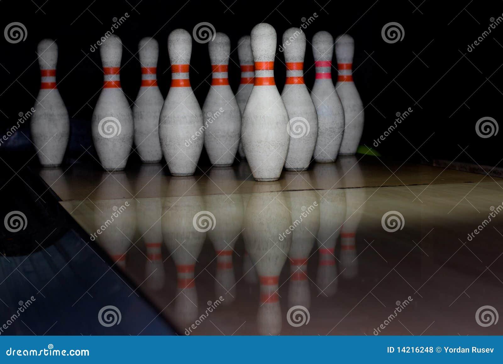Bowlingstift