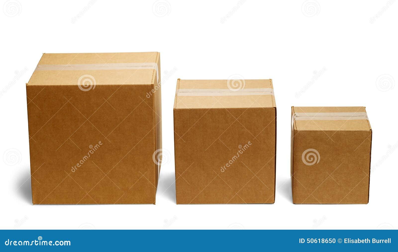 small boxs up to big box stock photography cartoondealer. Black Bedroom Furniture Sets. Home Design Ideas