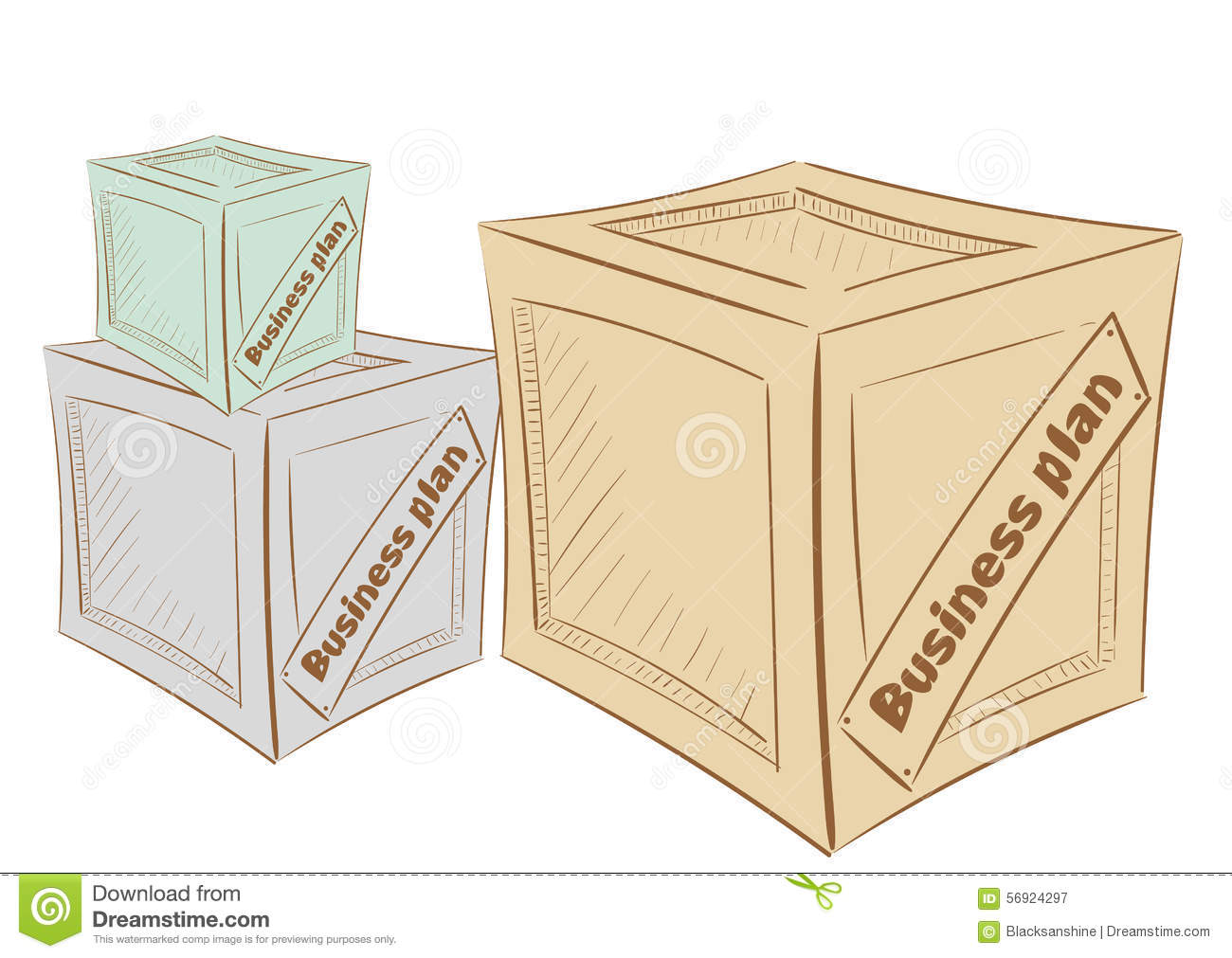 business plan in a box