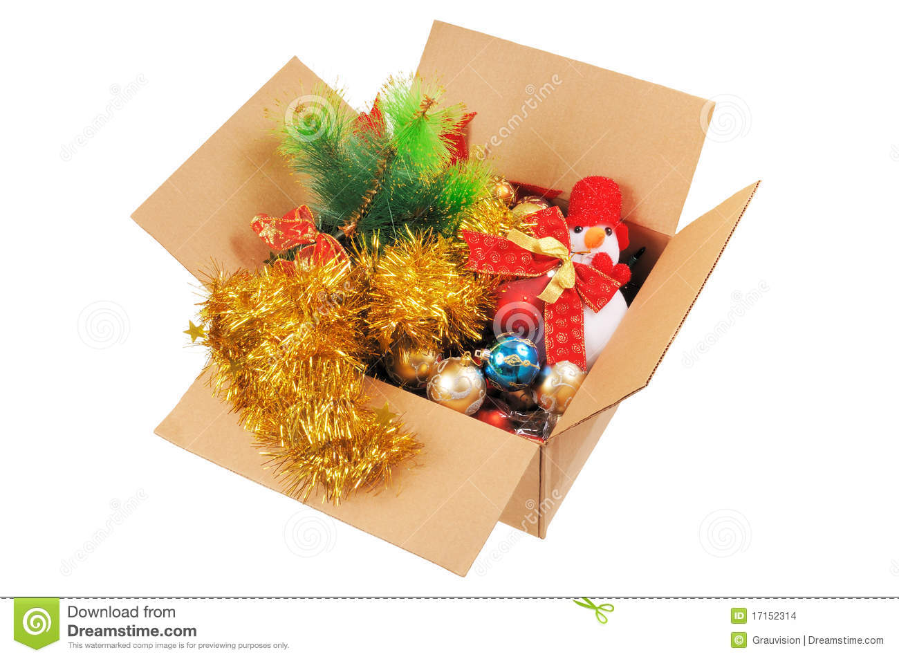 Christmas Box Decorations Part - 38: Decoration Image Idea