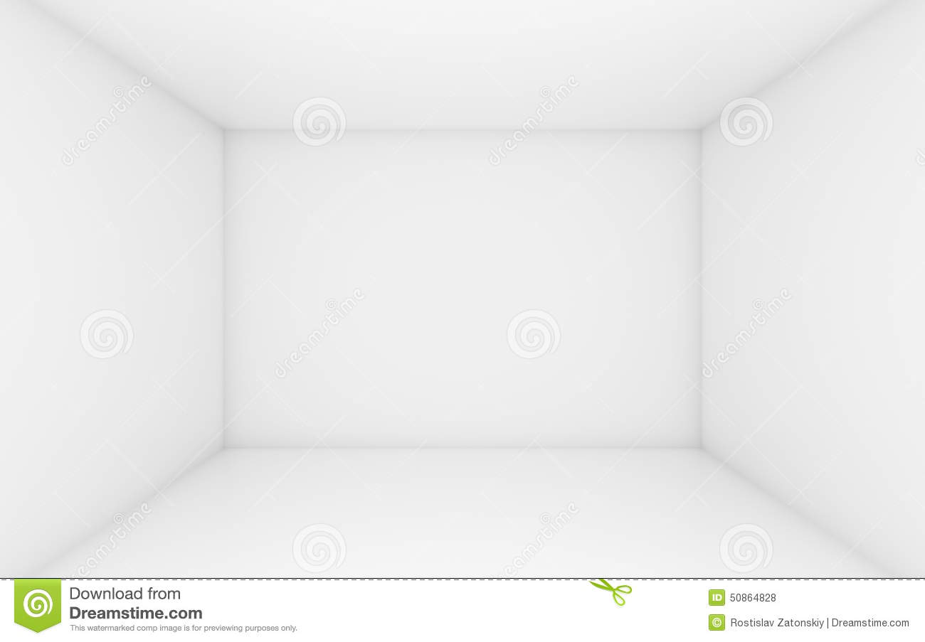 Box With Dark Edges Inside Stock Photography