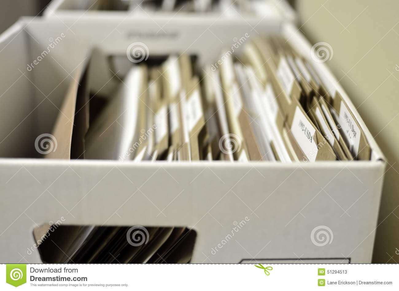 box of files organization documents stock photos boxes stack office file