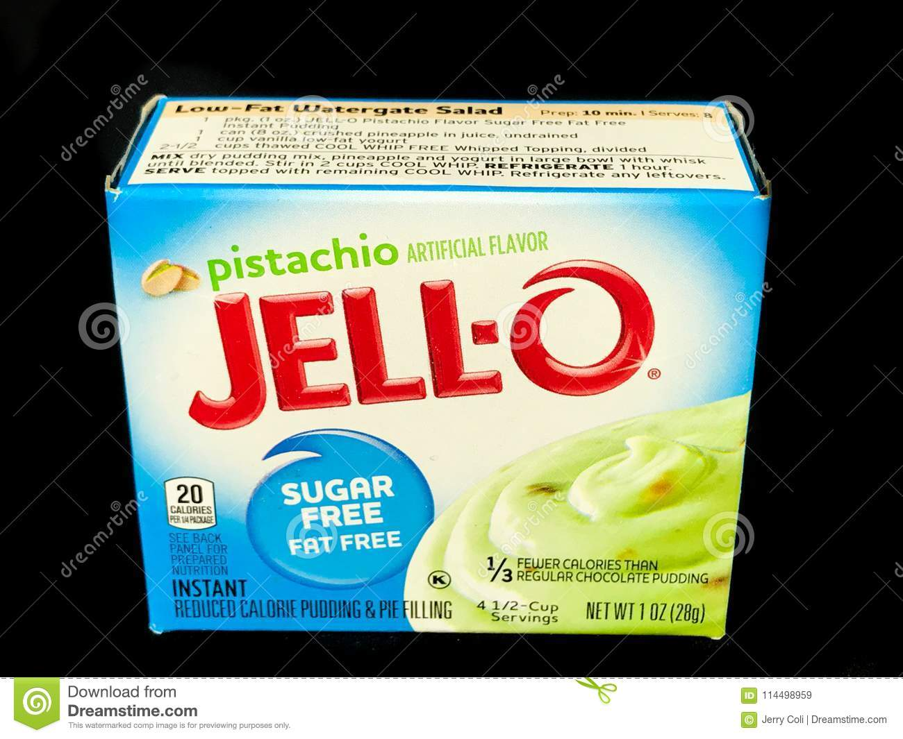 Download Sugar Free Jello Cups Nutrition Label Pics