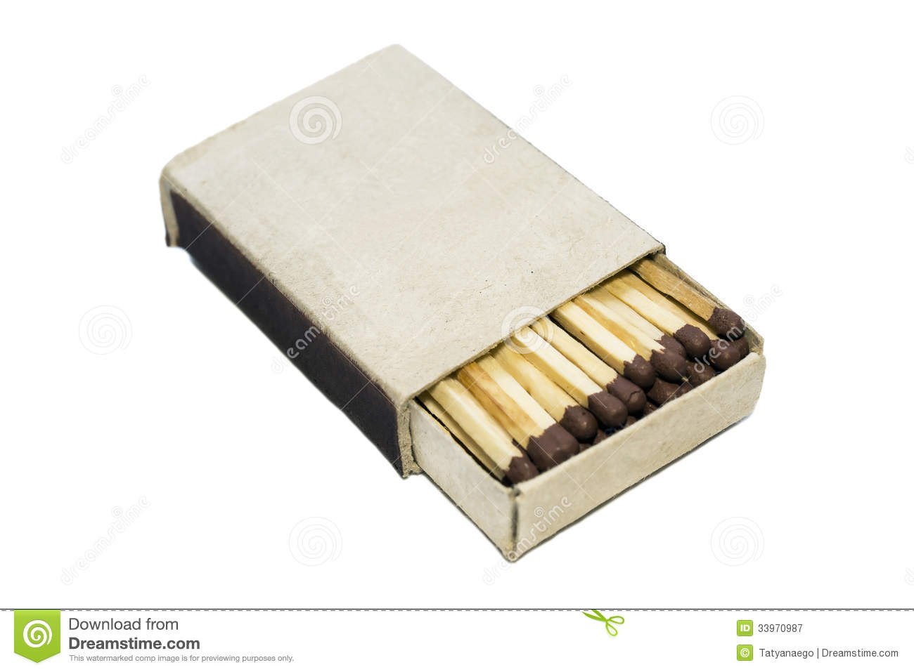 Box Of Matches Royalty Free Stock Photography - Image ...