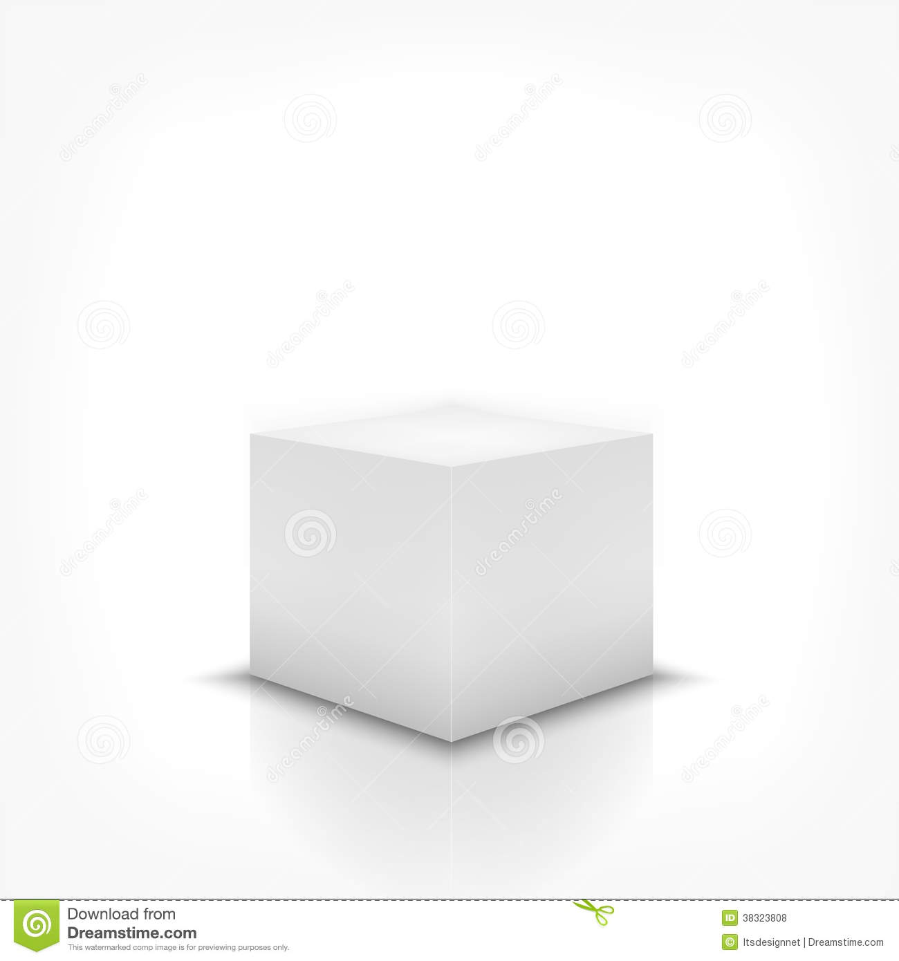 Box Stand Royalty Free Stock Photos Image 38323808