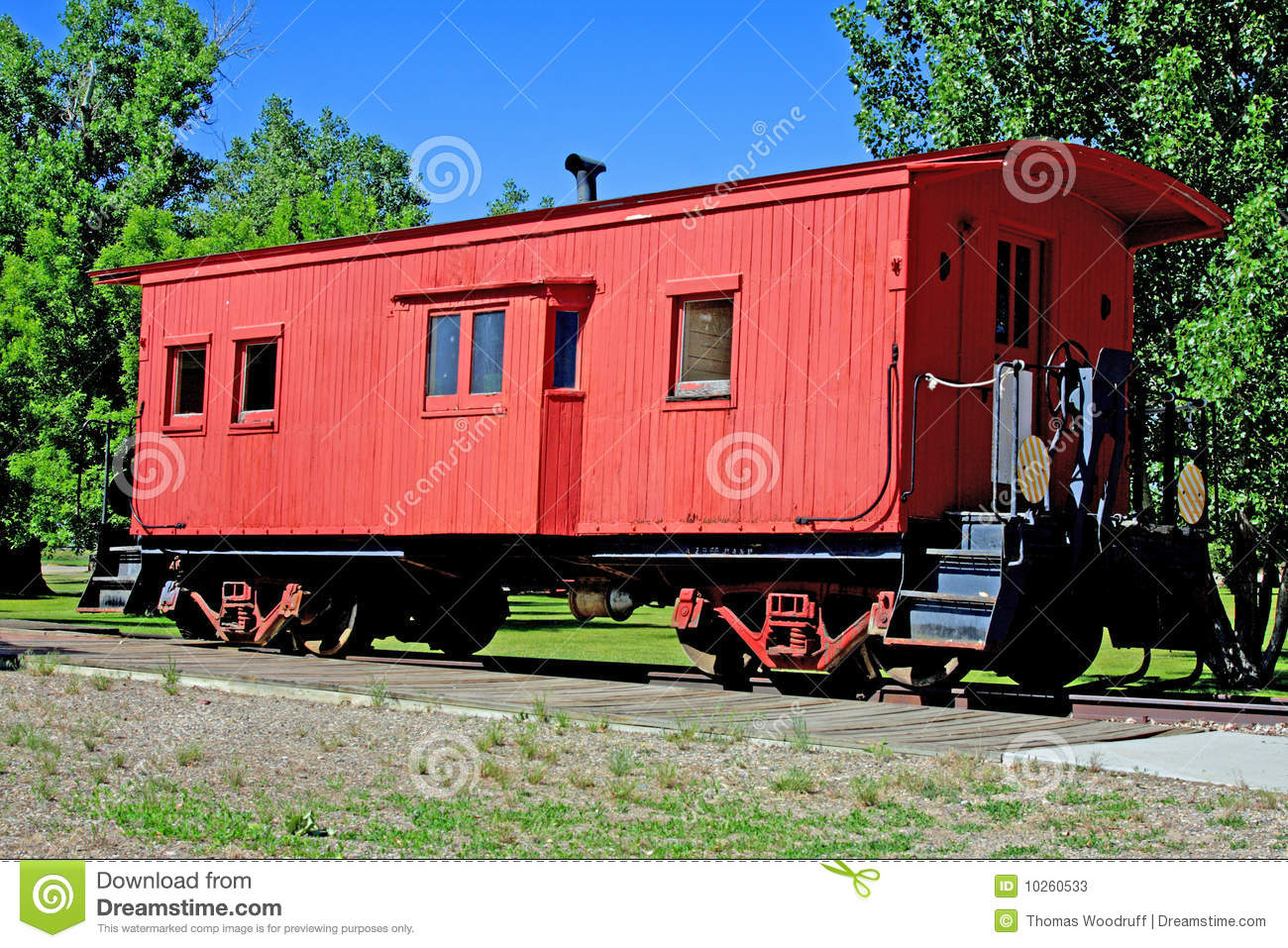 Boxcar stary