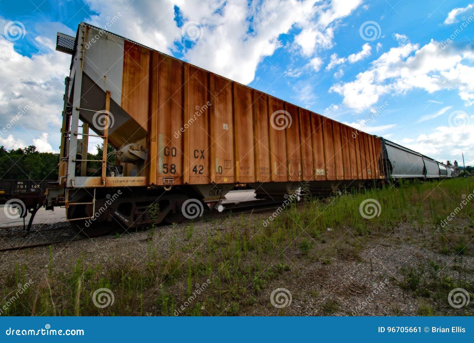 Boxcars στην αναμονή