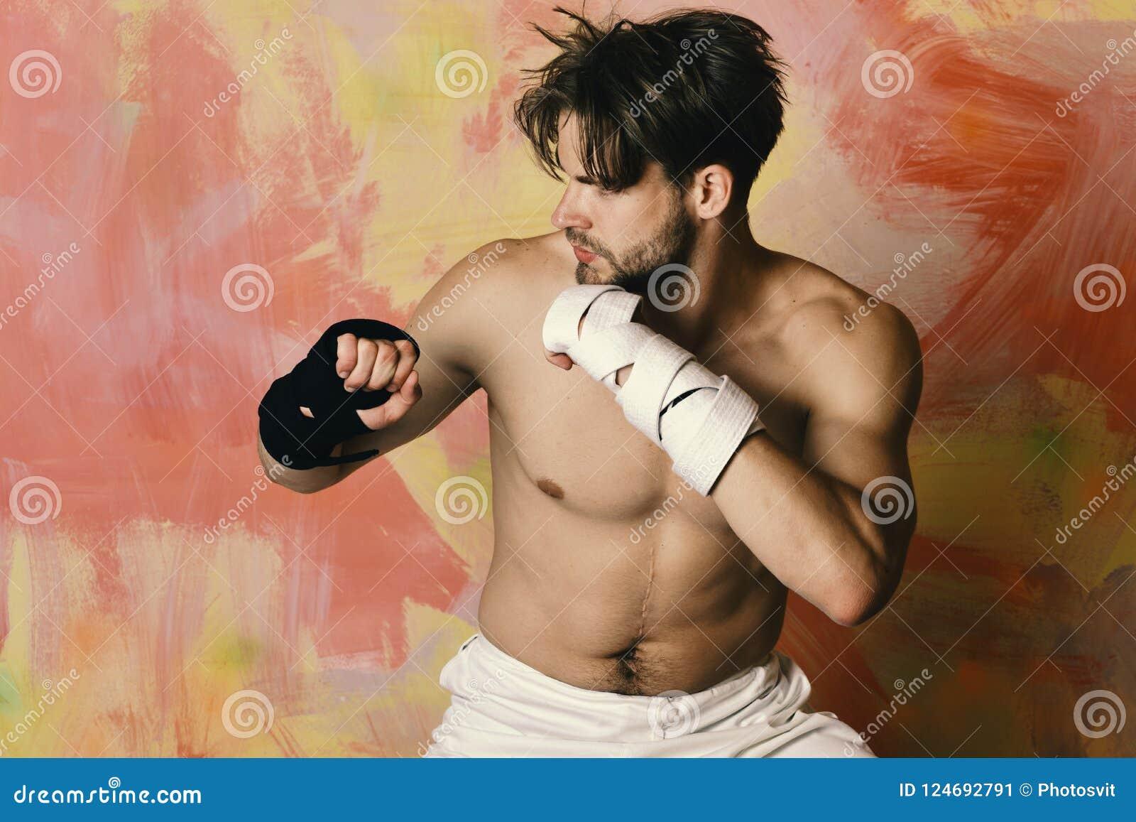 Nude man fight Nude Photos 41