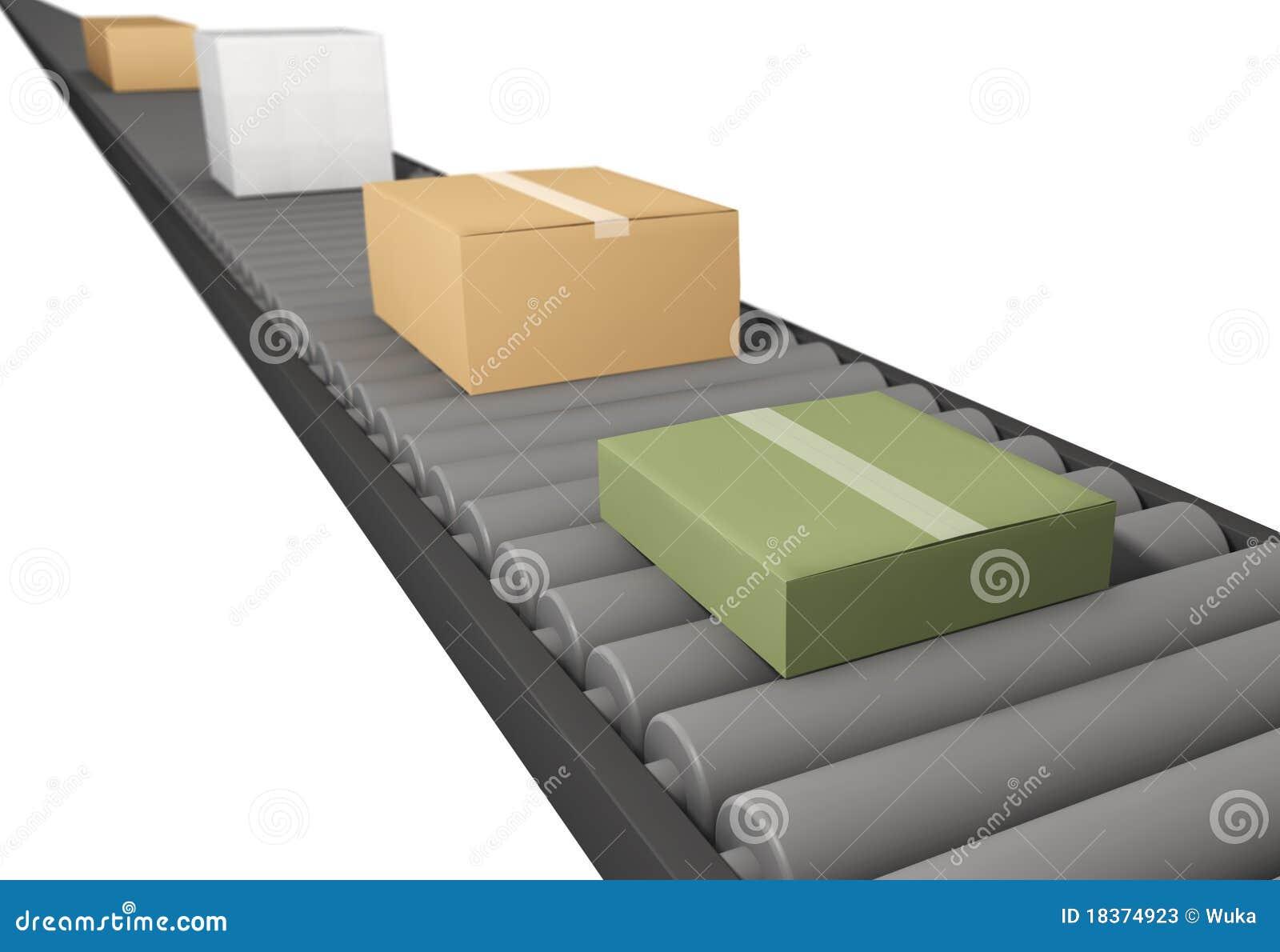 how to change a conveyor belt