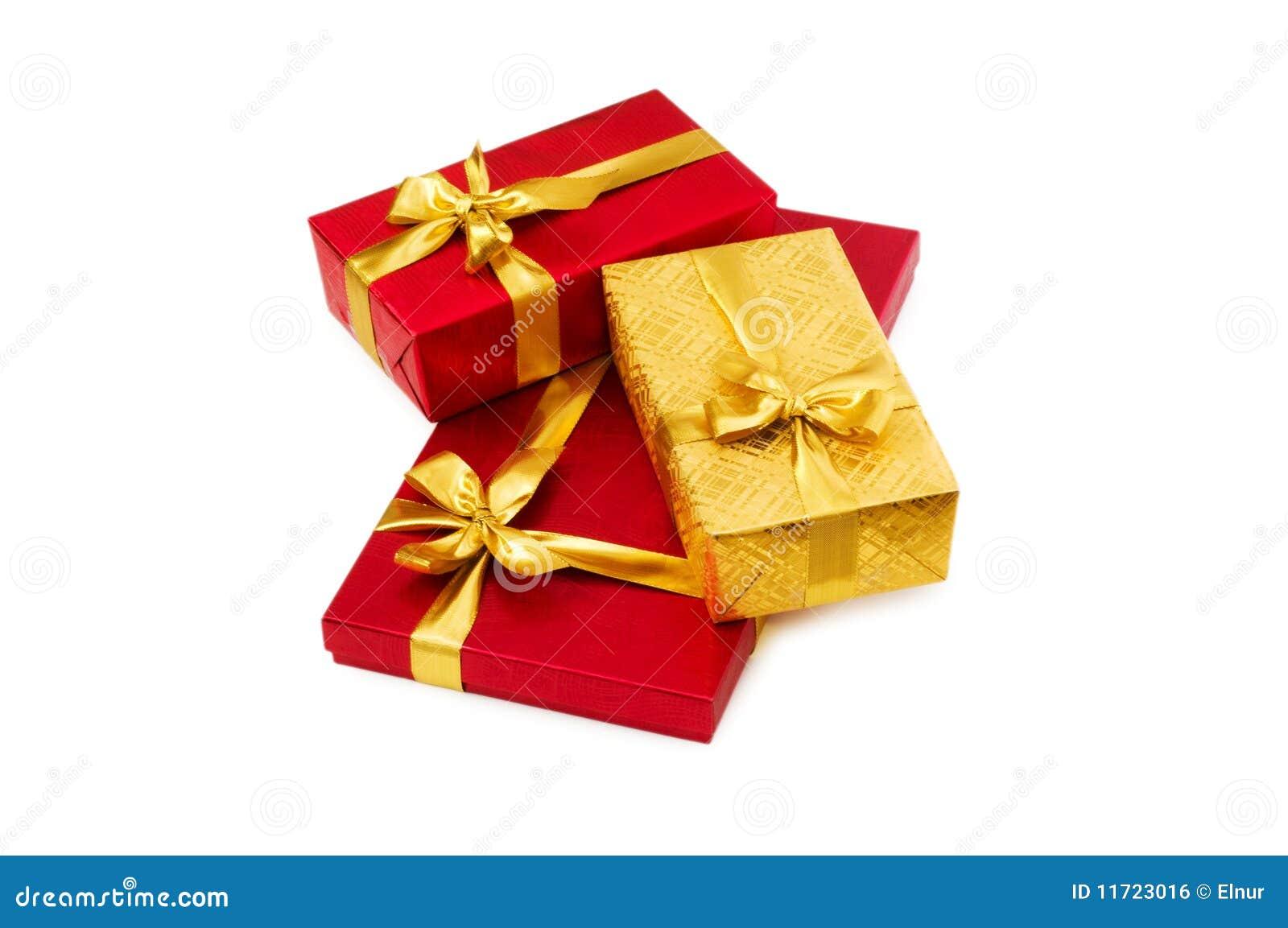 Boxes den isolerade gåvan
