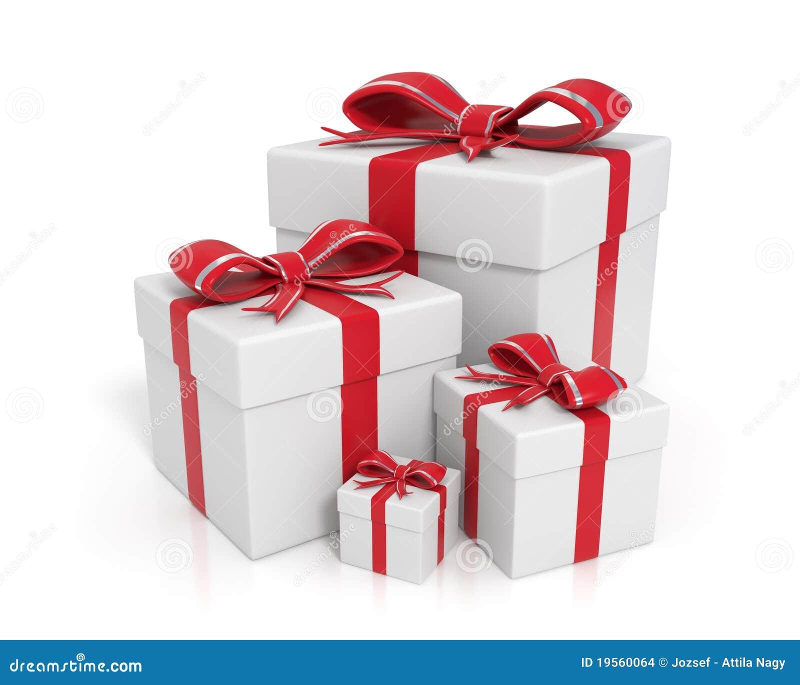 Boxes gåvawhite