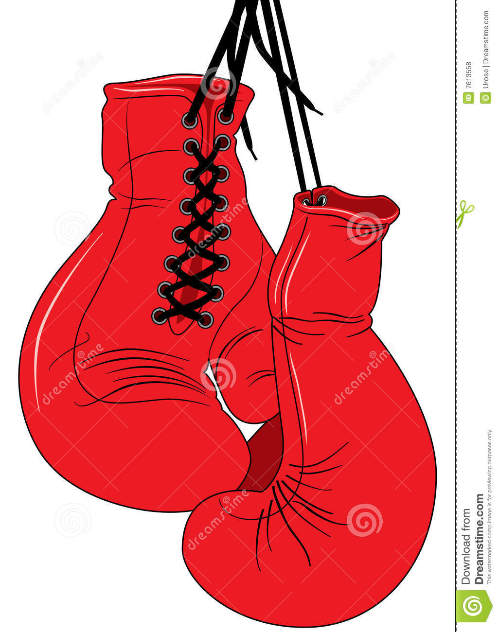 Boxing Gloves Royalty Free Stock Photos - Image: 7613558