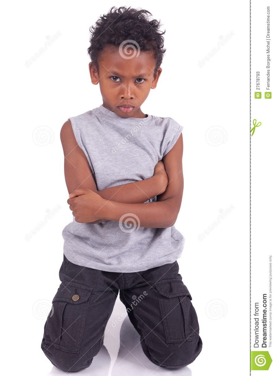 angry little black boy - photo #9