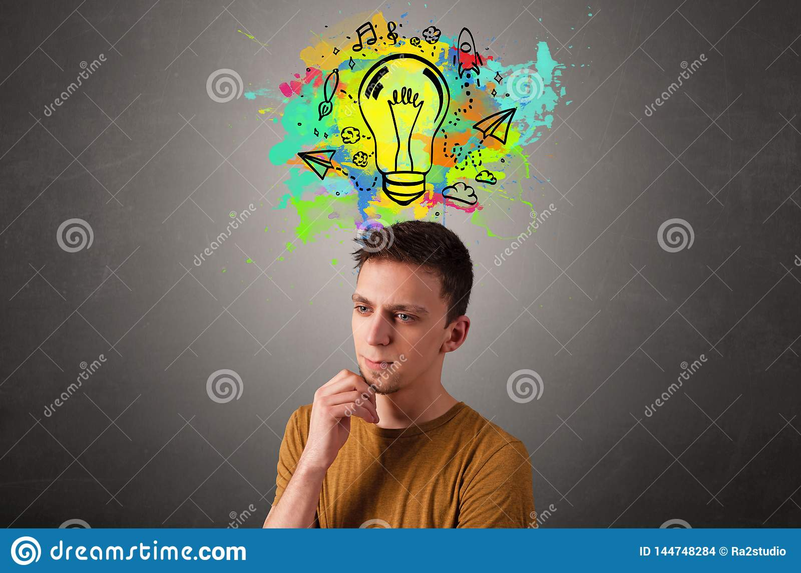 Design Thinking Concept Background Stock Images - Download ...