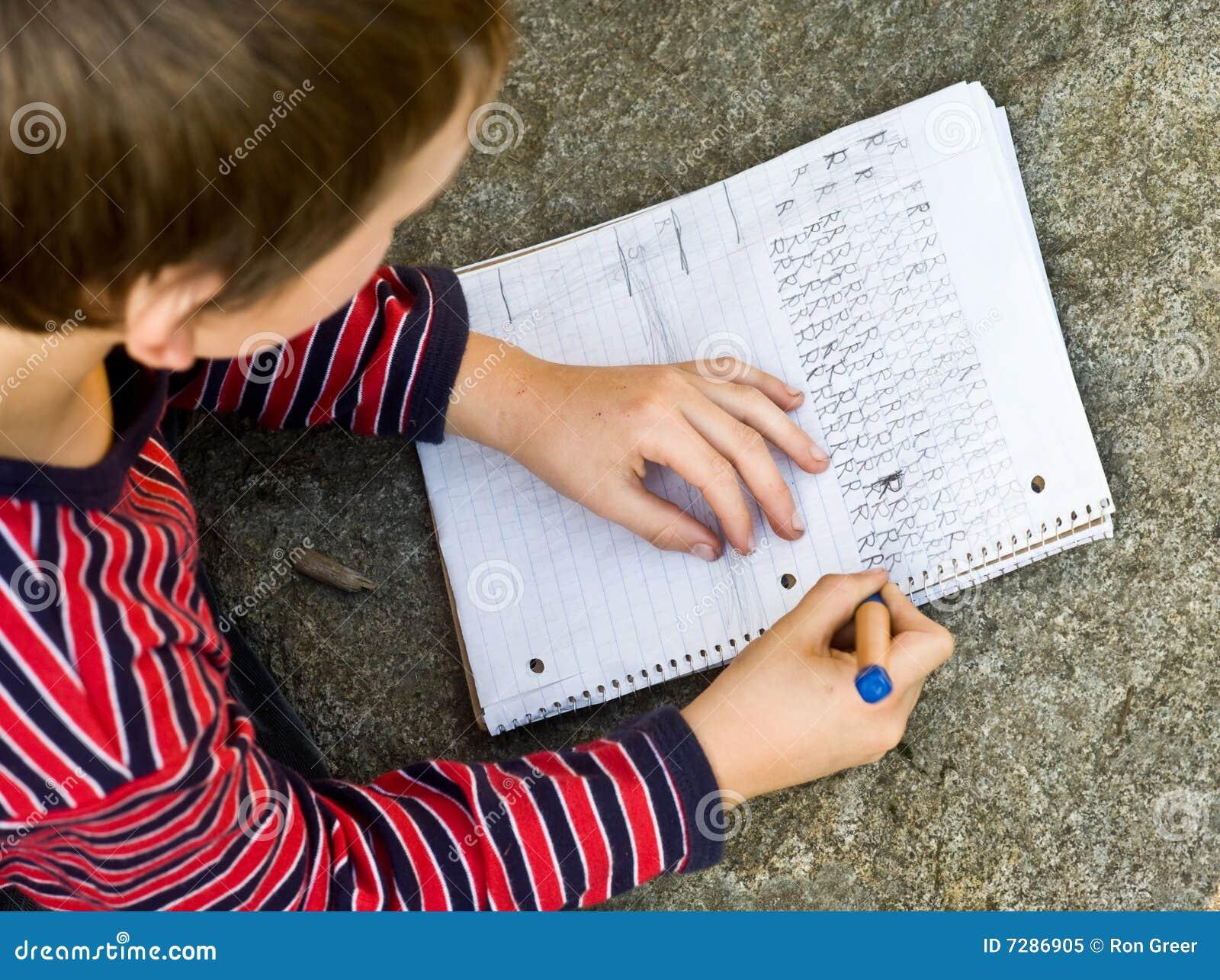English essay story