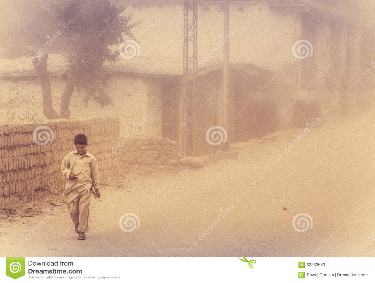 boy in duststorm editorial stock photo image of child asian clipart frame asian clipart scenery
