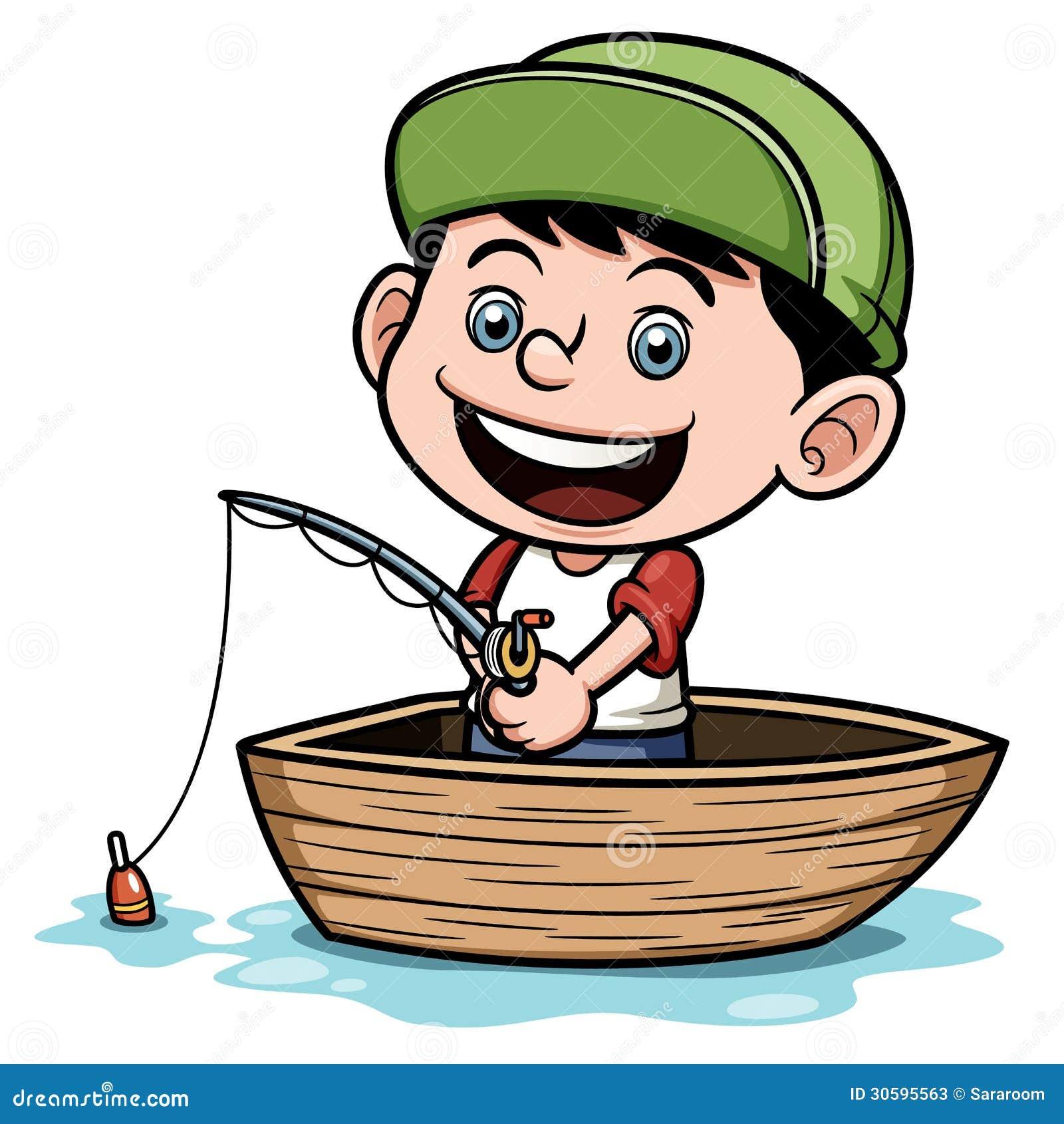 Child Background clipart - Fishing, Child, Cartoon, transparent clip art