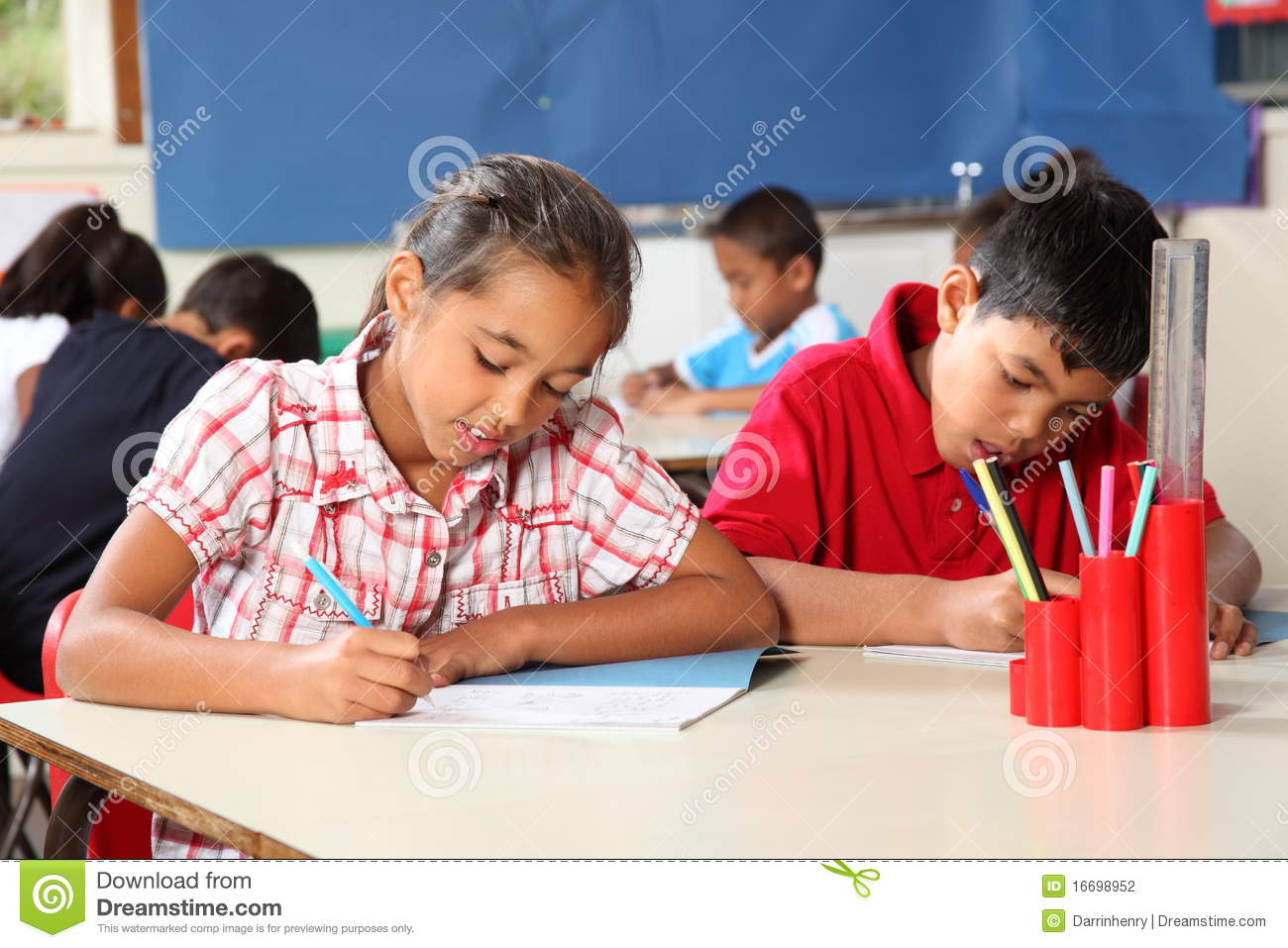 Confused Boy At Desk Cliparts furthermore The Truth About Standing Desk also Stock Photography Boy Girl Classroom Concentrating Lesson Image16698952 likewise Outdoor Office Design Plans also Fine Motor Foundations For Handwriting Success. on child sitting at desk
