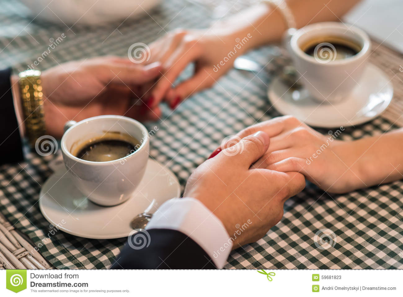 Boy and girl held hands stock image. Image of ring, heart - 59681823