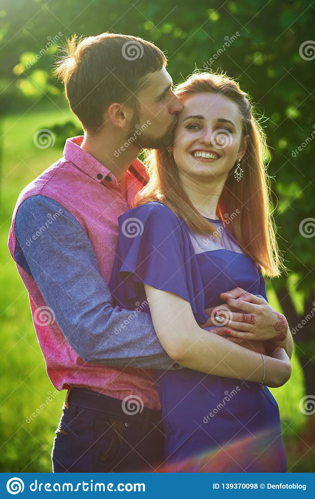 Married woman dating younger man