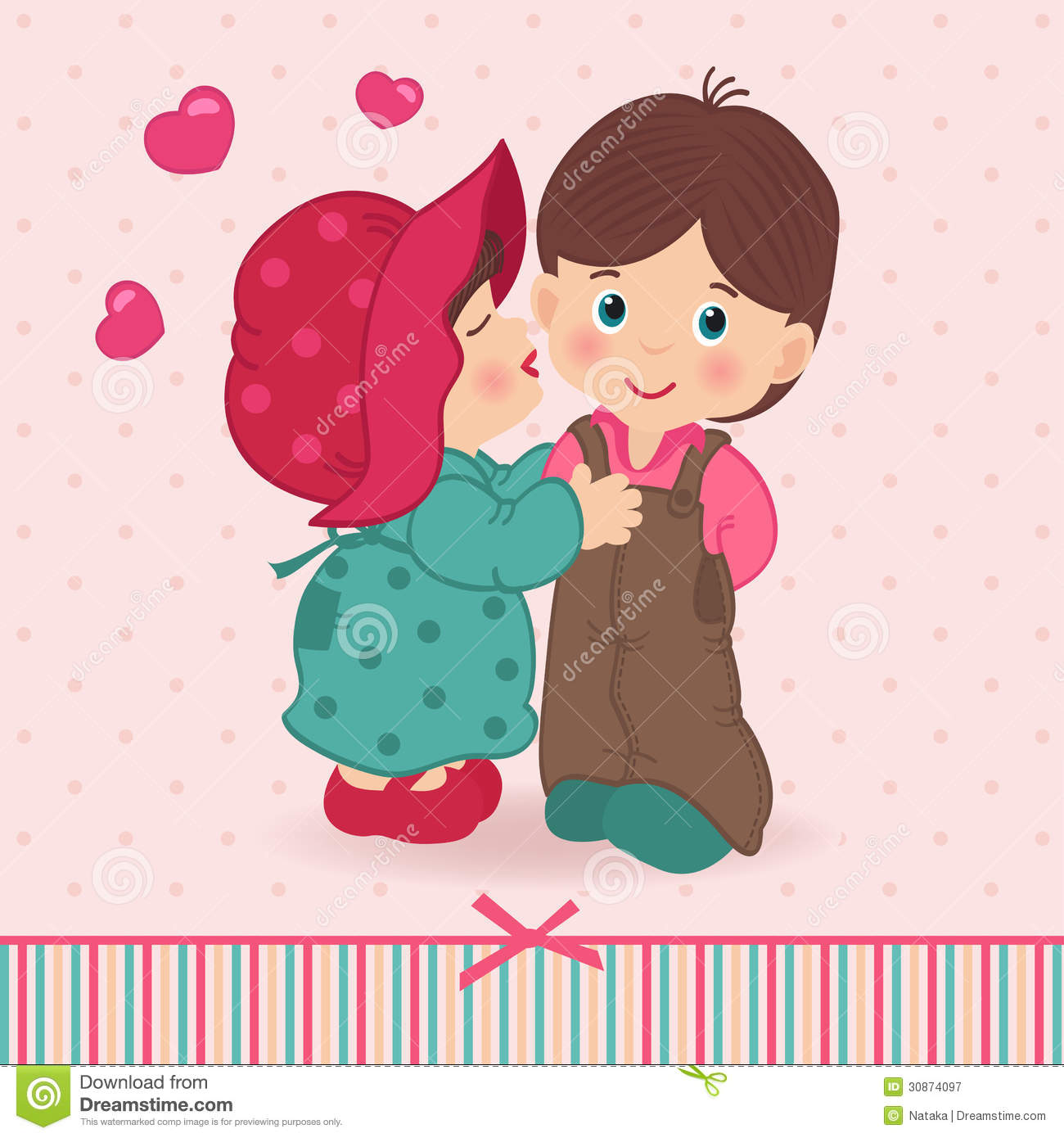 Boy And Girl Love Royalty Free Stock Photography - Image -2803