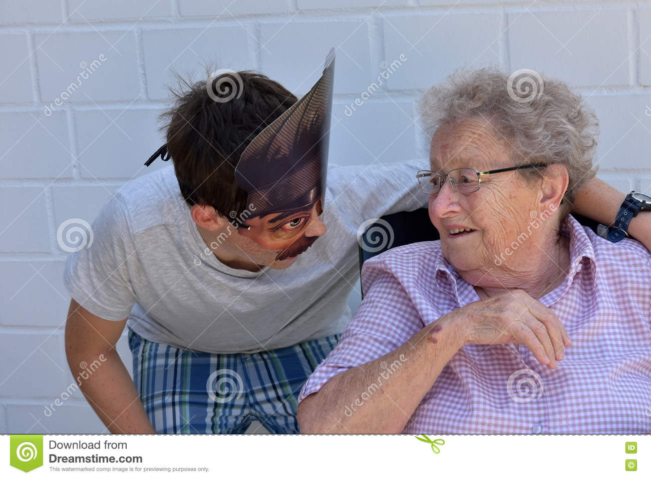 Young and grannies