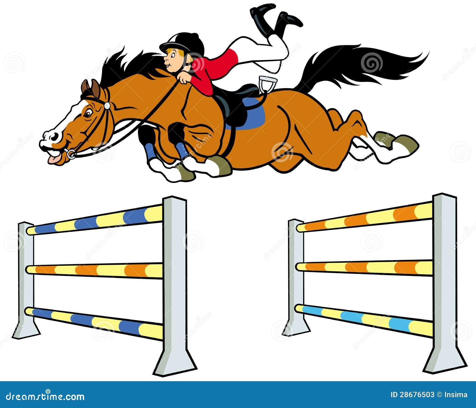 Horse riding images cartoon impremedia