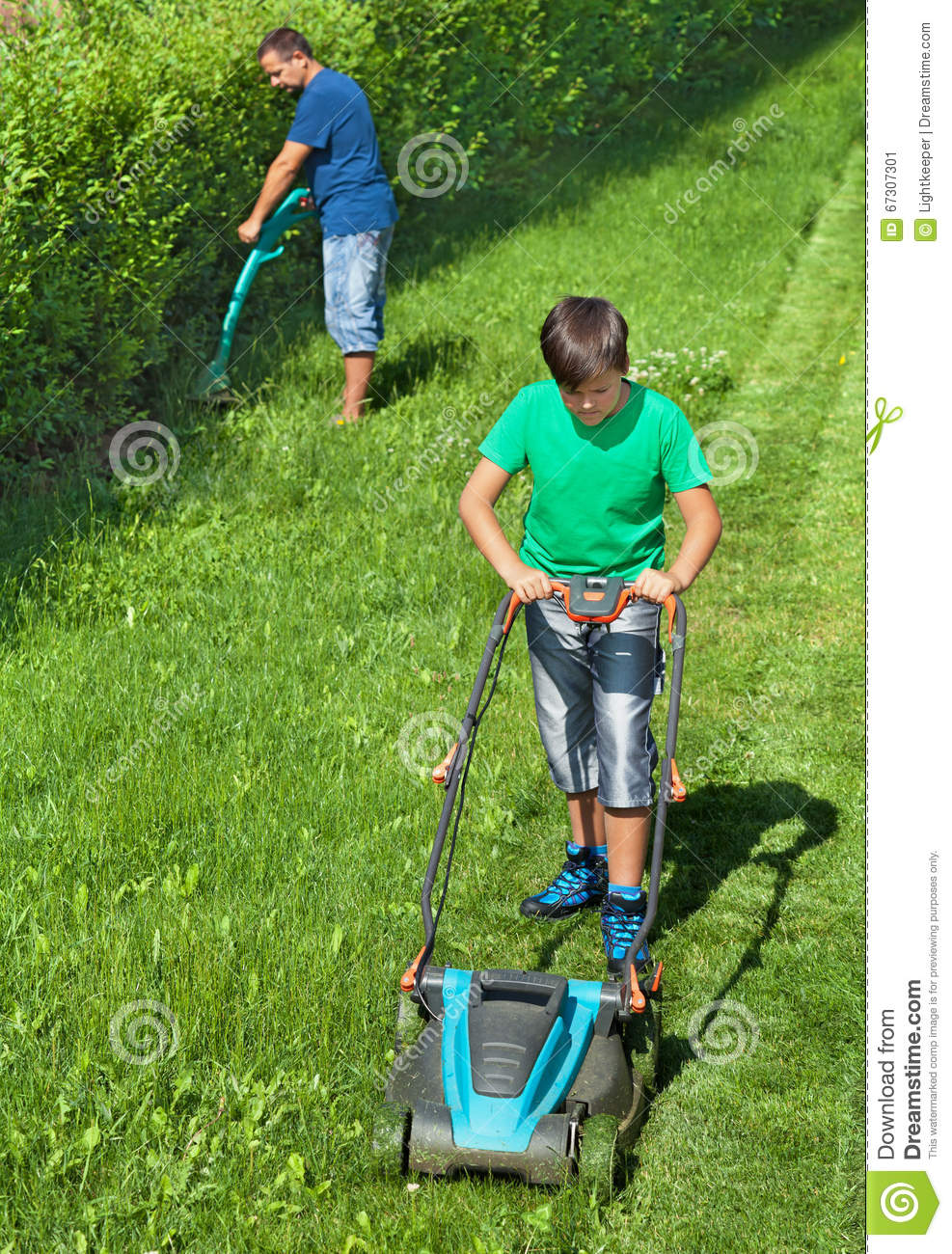 lawn guys Order professional lawn care services in houston services: mowing, tree trimming & removal, hedge trimming, mulch installation, weed prevention & removal.