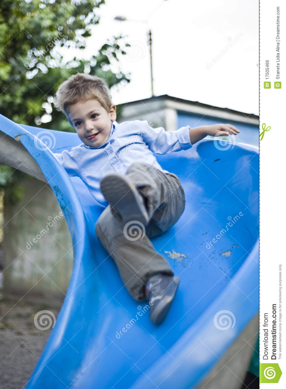 Boy Playing Royalty Free Stock Images Image 17505469