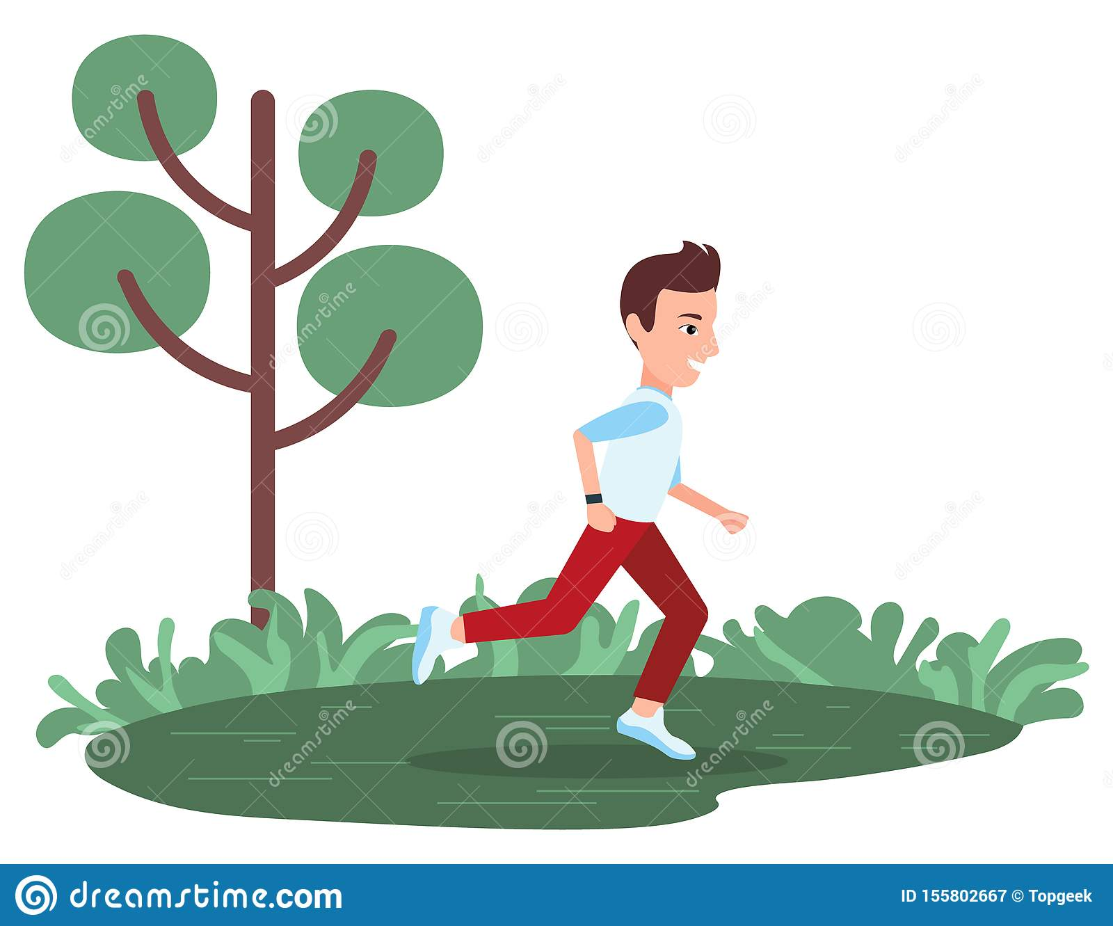 Boy Running In Green Park Tree And Grass Isolated Stock Vector Illustration Of Cartoon Human 155802667 414,470 likes · 137 talking about this. https www dreamstime com boy running green park tree grass isolated field vector cartoon guy jogging outdoors forest runner jogger rest image155802667