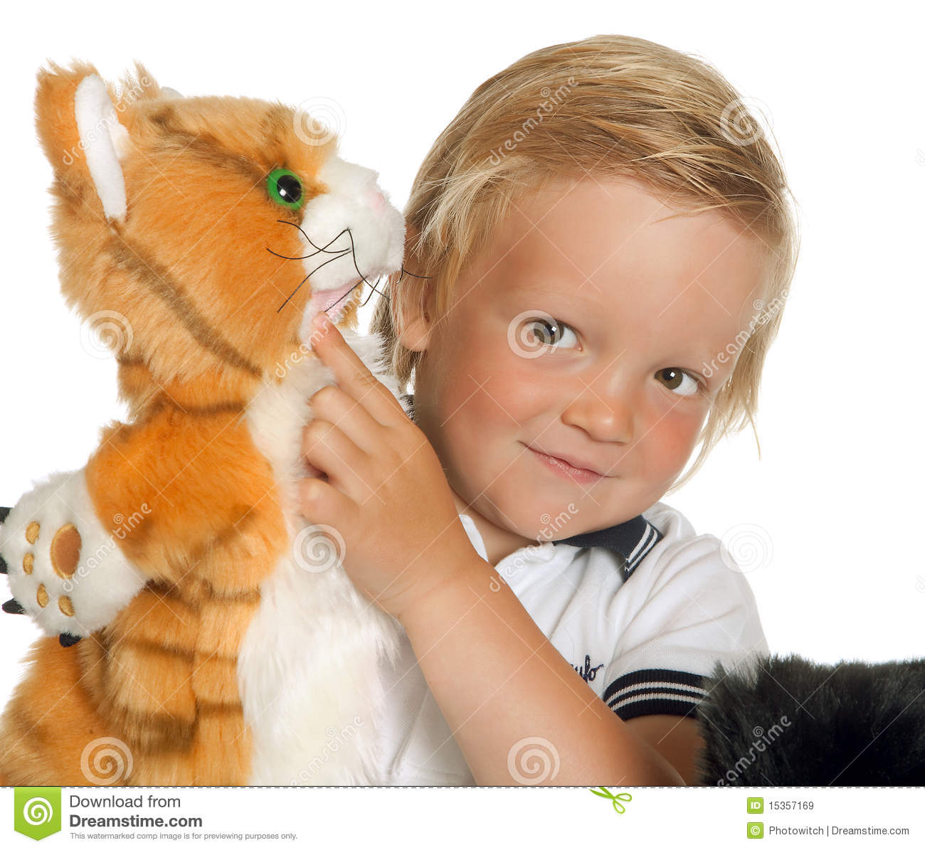 Boy's Fantasy Play Royalty Free Stock Images - Image: 15357169